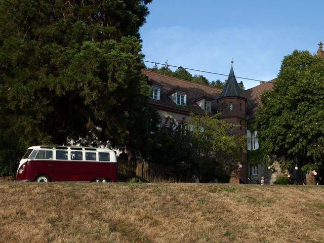 Le mariage de Jérôme et Julie à Oberhaslach, Bas Rhin 68