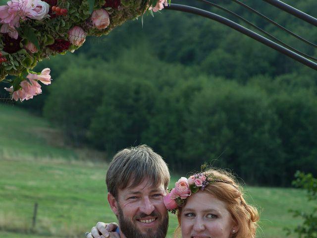 Le mariage de Jérôme et Julie à Oberhaslach, Bas Rhin 71