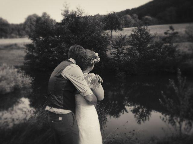 Le mariage de Jérôme et Julie à Oberhaslach, Bas Rhin 73