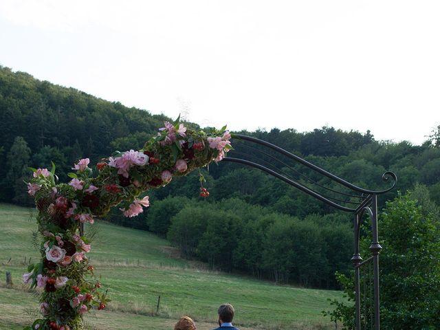 Le mariage de Jérôme et Julie à Oberhaslach, Bas Rhin 77