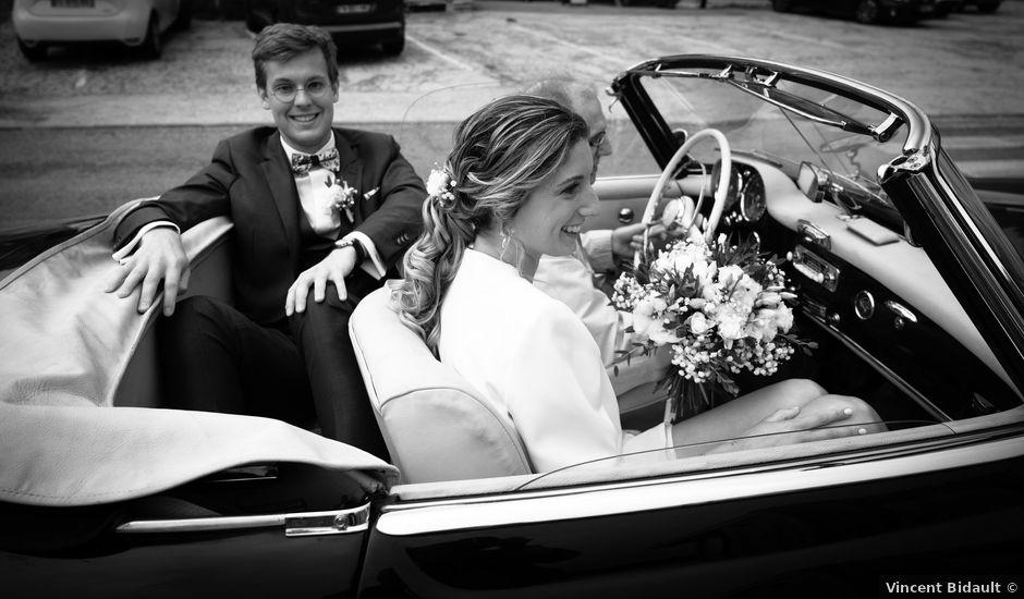 Le mariage de Thomas et Estelle à Syam, Jura