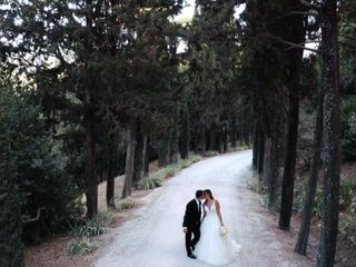 Le mariage de Elena et Stefano