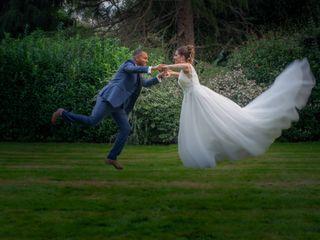 Le mariage de Marion et Christopher