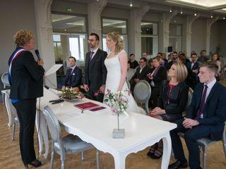 Le mariage de Rodolphe et Amandine 2