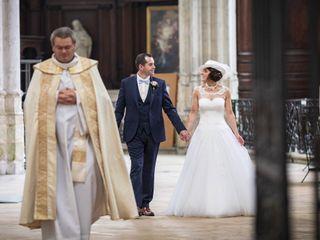Le mariage de Laurence et Edouard