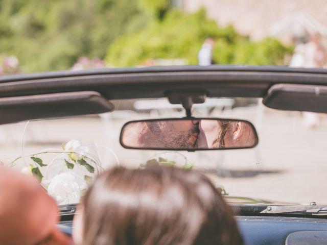 Le mariage de Jean-Côme et Margot à Lamastre, Ardèche 23