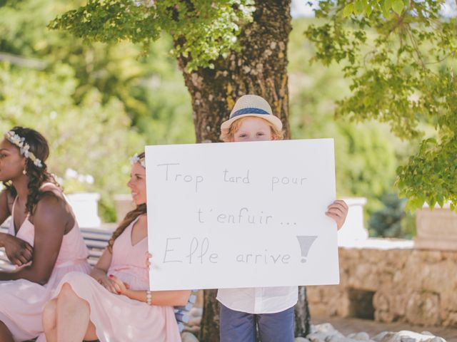 Le mariage de Jean-Côme et Margot à Lamastre, Ardèche 24