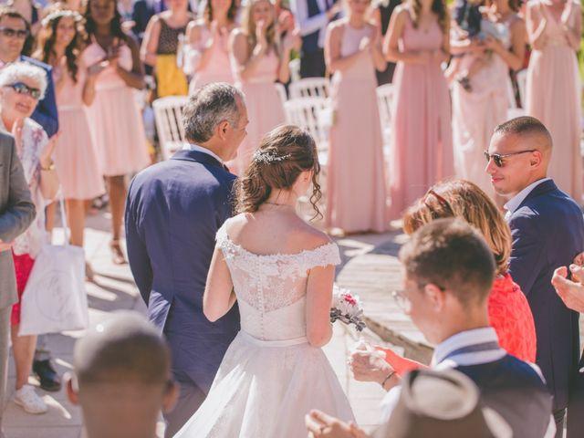 Le mariage de Jean-Côme et Margot à Lamastre, Ardèche 25