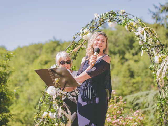 Le mariage de Jean-Côme et Margot à Lamastre, Ardèche 26