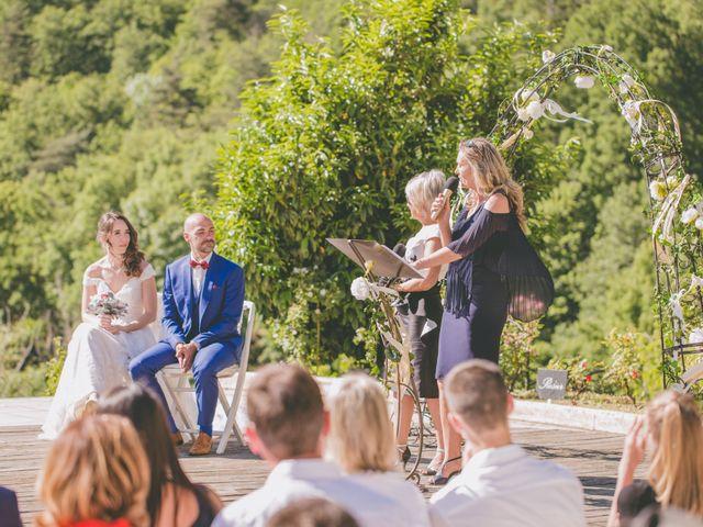 Le mariage de Jean-Côme et Margot à Lamastre, Ardèche 27