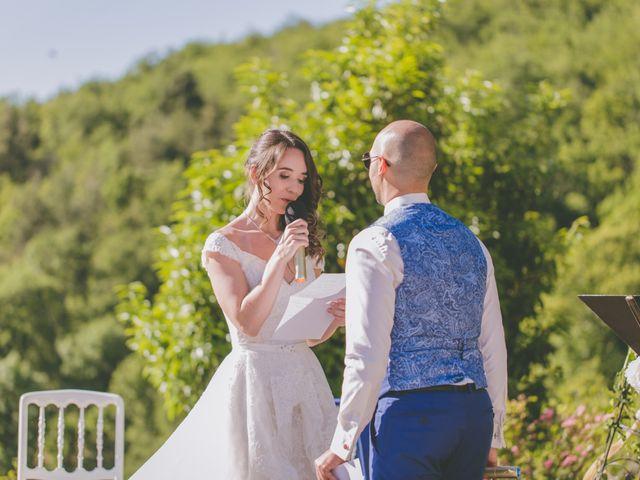 Le mariage de Jean-Côme et Margot à Lamastre, Ardèche 29