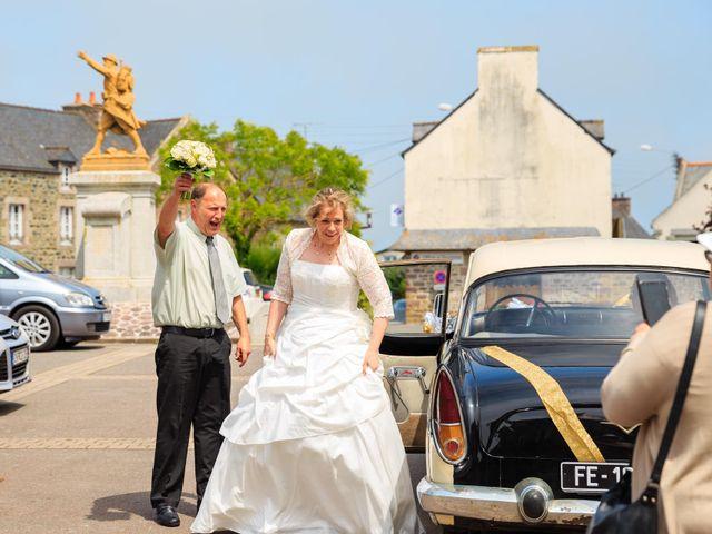 Le mariage de Xavier et Christina à Fréhel, Côtes d'Armor 3