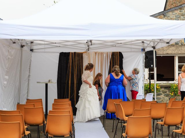 Le mariage de Xavier et Christina à Fréhel, Côtes d'Armor 6