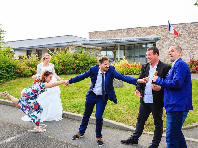 Le mariage de Xavier et Christina à Fréhel, Côtes d'Armor 16