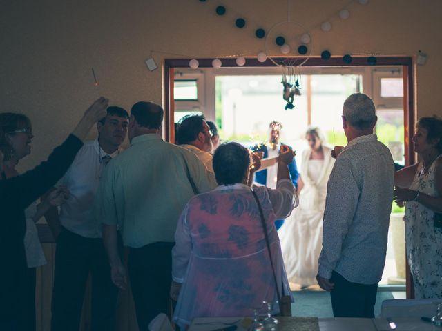 Le mariage de Xavier et Christina à Fréhel, Côtes d'Armor 19
