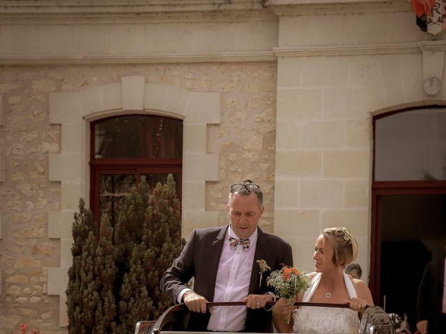 Le mariage de Olivier et Élise à Yzeures-sur-Creuse, Indre-et-Loire 3