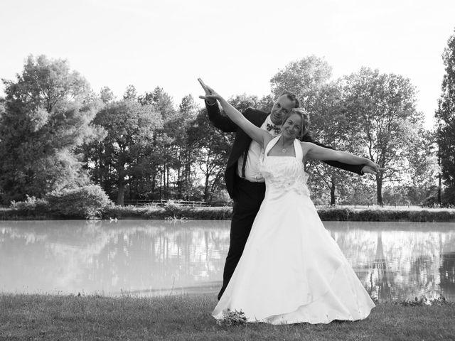 Le mariage de Olivier et Élise à Yzeures-sur-Creuse, Indre-et-Loire 8