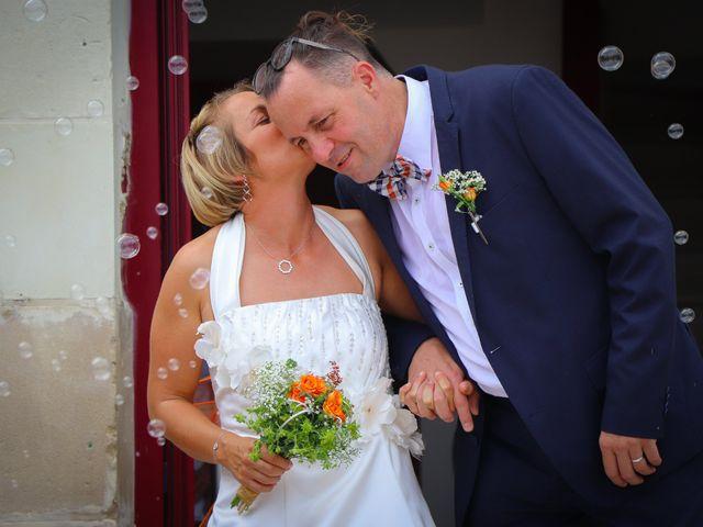 Le mariage de Olivier et Élise à Yzeures-sur-Creuse, Indre-et-Loire 9