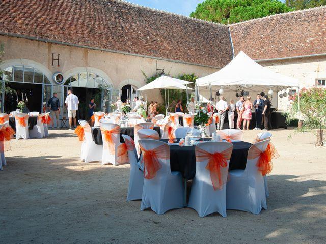 Le mariage de Olivier et Élise à Yzeures-sur-Creuse, Indre-et-Loire 14