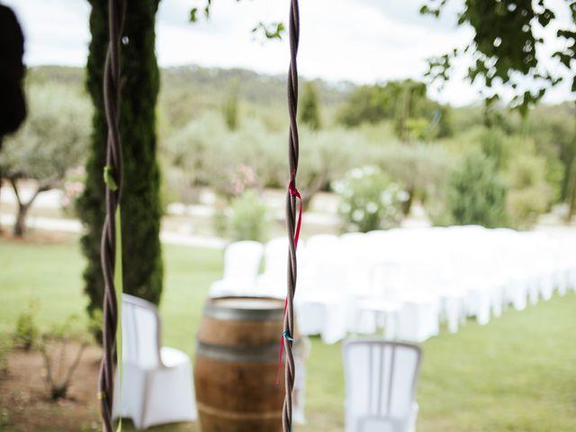 Le mariage de Hervé et Delphine à Anduze, Gard 4
