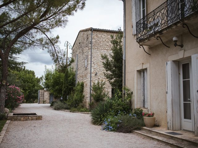 Le mariage de Hervé et Delphine à Anduze, Gard 5