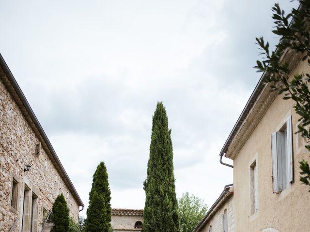 Le mariage de Hervé et Delphine à Anduze, Gard 6