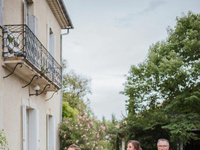 Le mariage de Hervé et Delphine à Anduze, Gard 17
