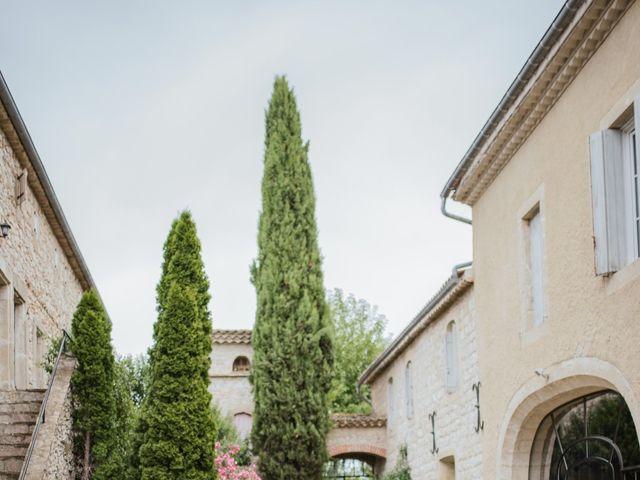 Le mariage de Hervé et Delphine à Anduze, Gard 18