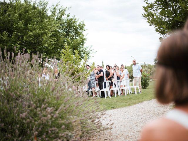 Le mariage de Hervé et Delphine à Anduze, Gard 19
