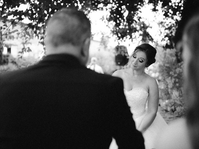 Le mariage de Hervé et Delphine à Anduze, Gard 20