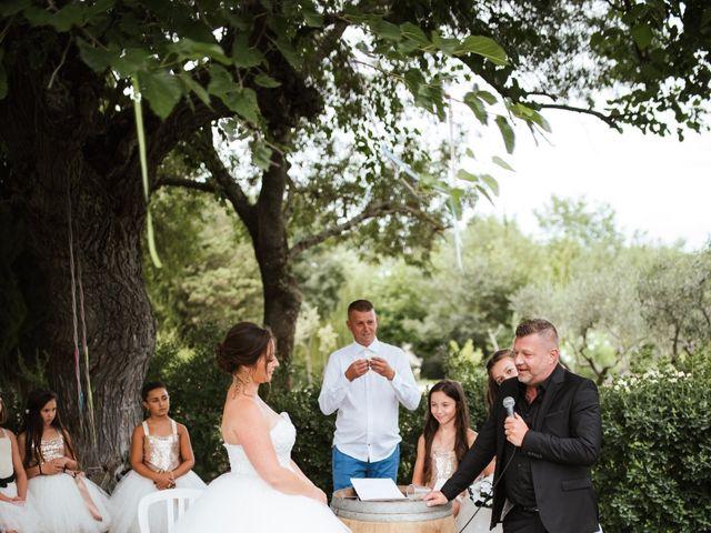 Le mariage de Hervé et Delphine à Anduze, Gard 21