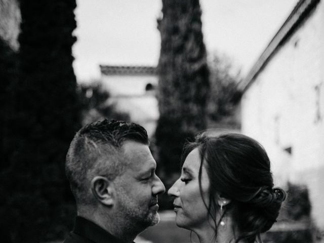 Le mariage de Hervé et Delphine à Anduze, Gard 28