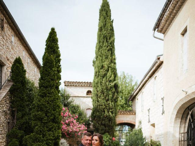 Le mariage de Hervé et Delphine à Anduze, Gard 29