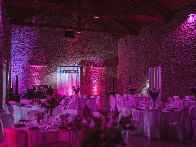 Le mariage de Hervé et Delphine à Anduze, Gard 36