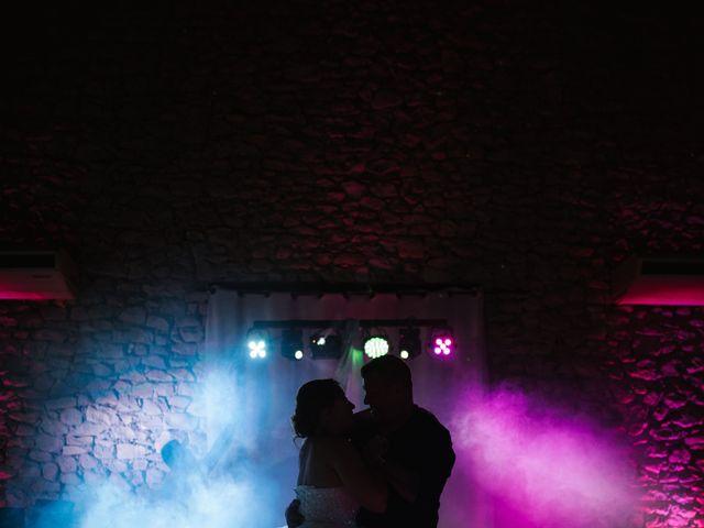 Le mariage de Hervé et Delphine à Anduze, Gard 37