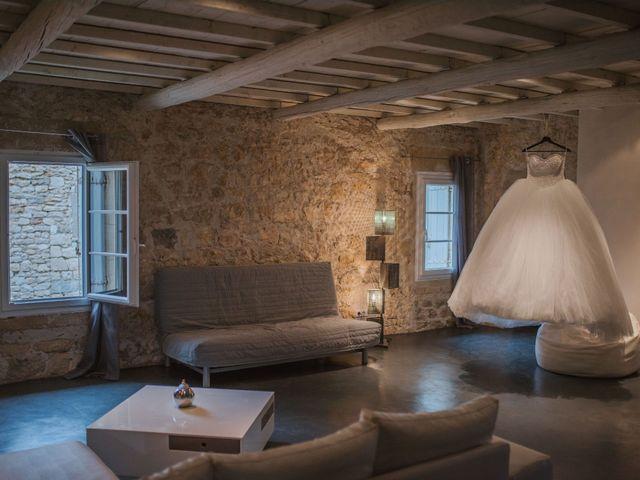 Le mariage de Hervé et Delphine à Anduze, Gard 10
