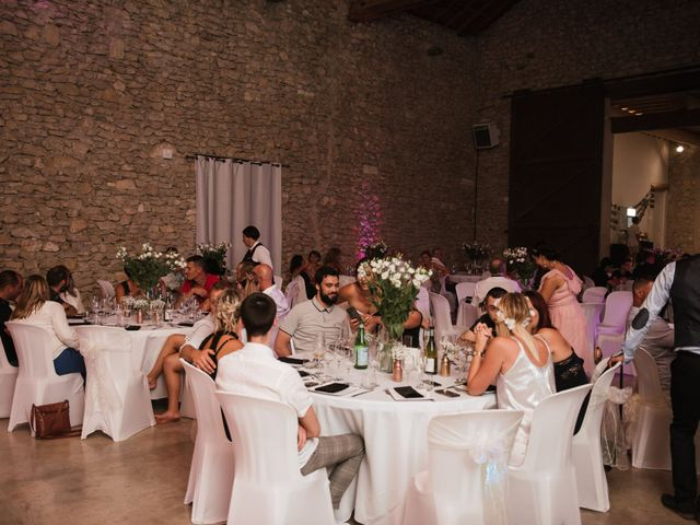 Le mariage de Hervé et Delphine à Anduze, Gard 34