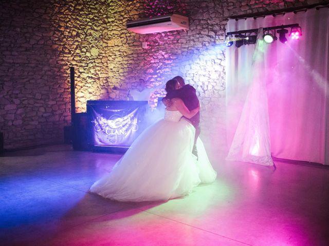 Le mariage de Hervé et Delphine à Anduze, Gard 44