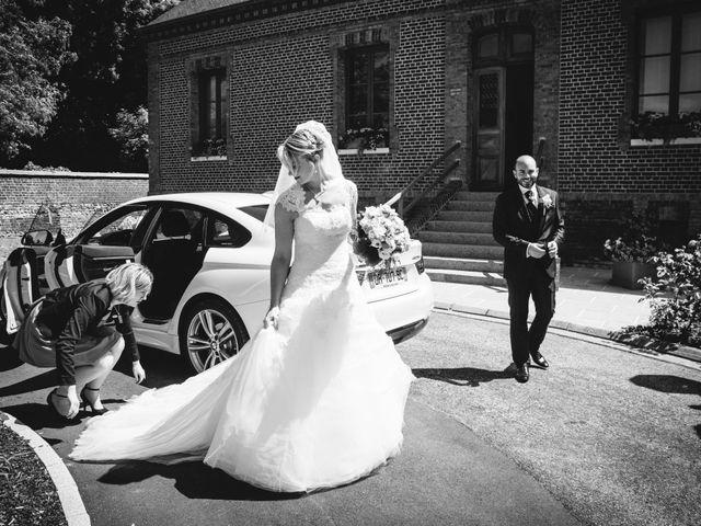 Le mariage de Kévin et Aurélie à Dieppe, Seine-Maritime 11