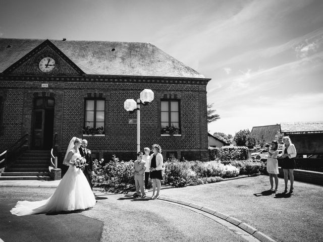 Le mariage de Kévin et Aurélie à Dieppe, Seine-Maritime 12
