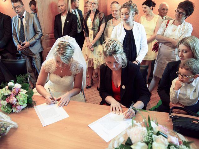 Le mariage de Kévin et Aurélie à Dieppe, Seine-Maritime 17