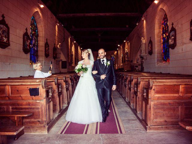 Le mariage de Kévin et Aurélie à Dieppe, Seine-Maritime 22