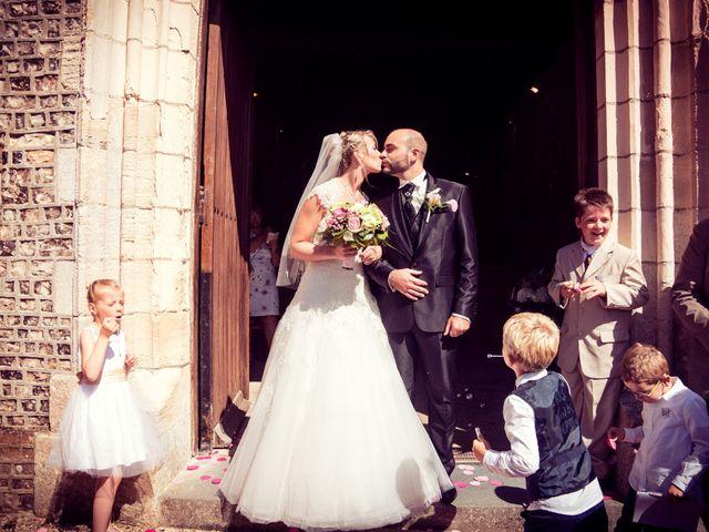 Le mariage de Kévin et Aurélie à Dieppe, Seine-Maritime 23