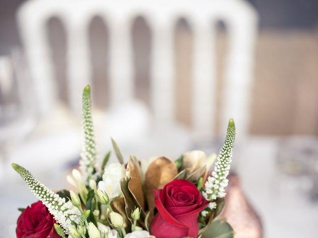 Le mariage de Eyup et Sarah à Entrecasteaux, Var 8
