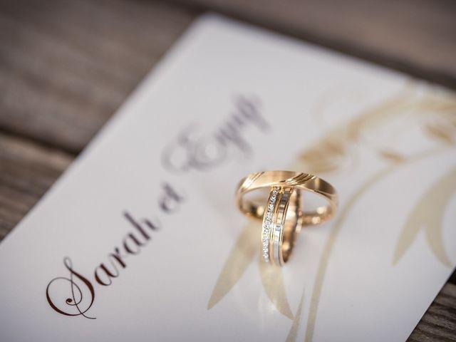 Le mariage de Eyup et Sarah à Entrecasteaux, Var 11