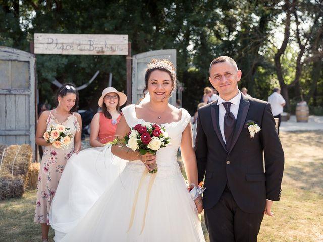 Le mariage de Eyup et Sarah à Entrecasteaux, Var 22