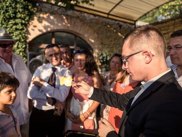 Le mariage de Eyup et Sarah à Entrecasteaux, Var 33