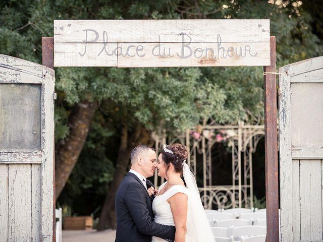 Le mariage de Eyup et Sarah à Entrecasteaux, Var 1