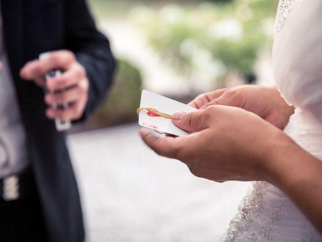 Le mariage de Eyup et Sarah à Entrecasteaux, Var 55