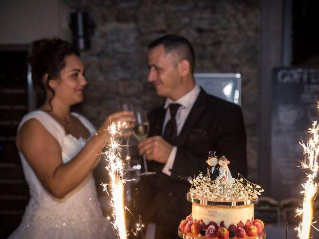 Le mariage de Eyup et Sarah à Entrecasteaux, Var 78